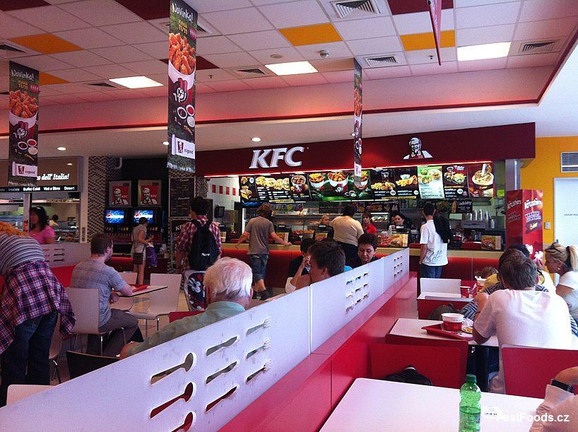 KFC Letňany