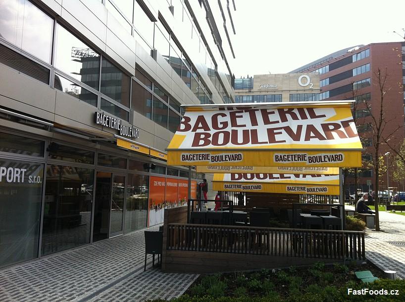 Bageterie Boulevard - BB Centrum, Praha 4 (uzavřeno ...