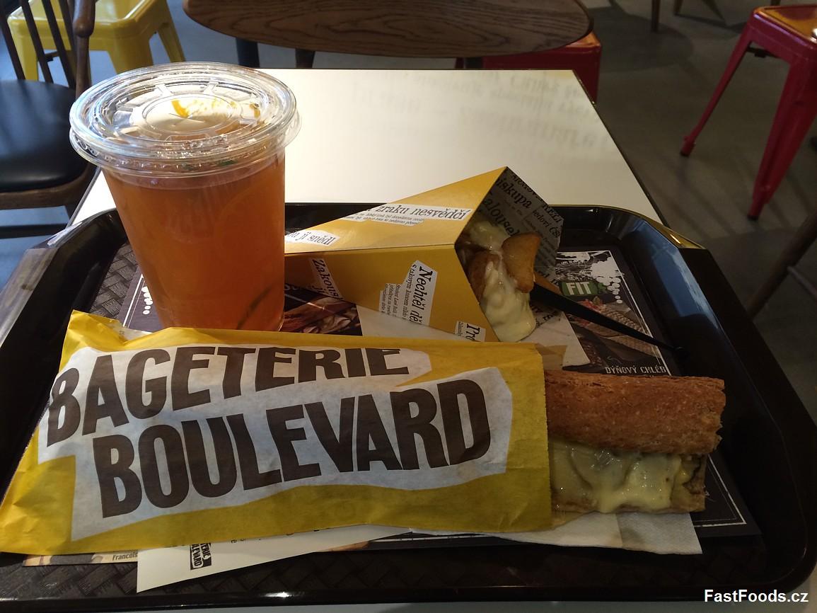 Bageterie Boulevard - Francouzská, Praha 2 - FastFoods.cz