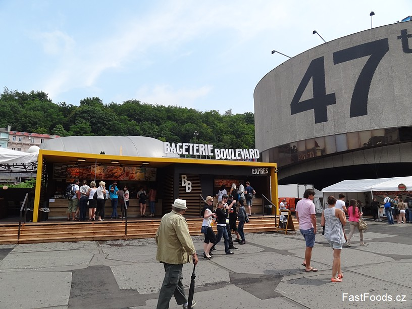 Bageterie Boulevard - Hotel Thermal, Karlovy Vary, 49th ...