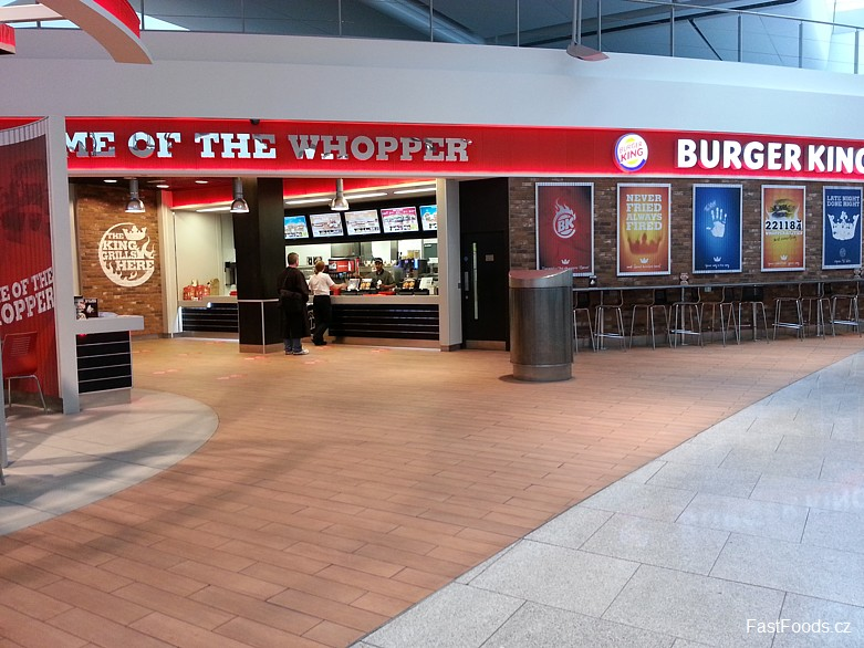 Burger King - Dublin Airport