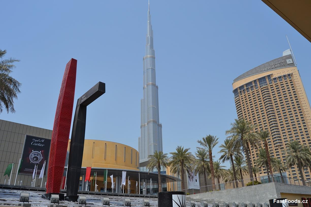 Subway Dubai Mall